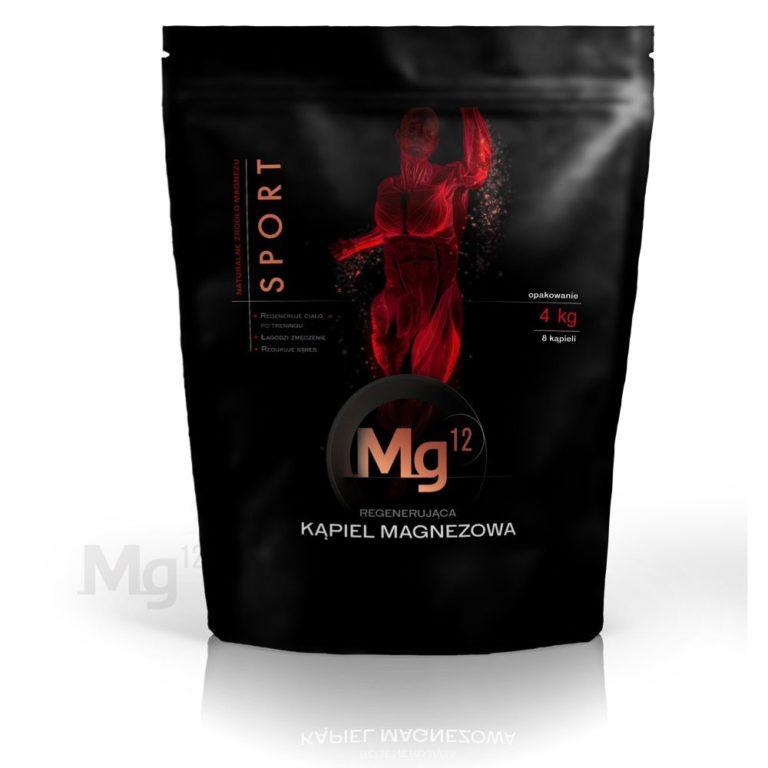chlorek magnezu dla sportowców 4kg