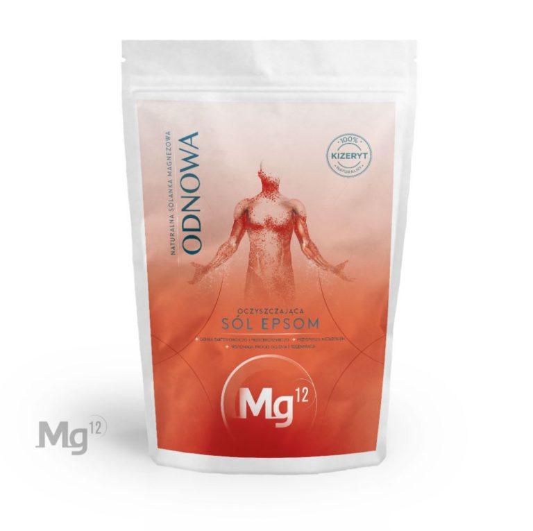 siarczan magnezu 1kg Mg12
