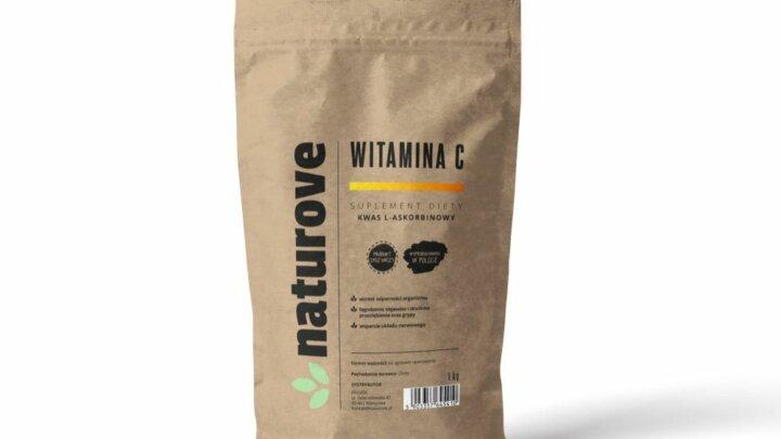 witamina c kwas l-askorbinowy naturove 2021