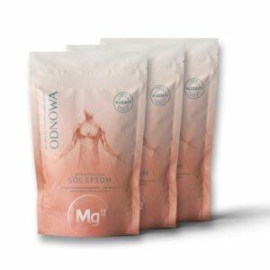 mg12 epsom 3 x 1kg