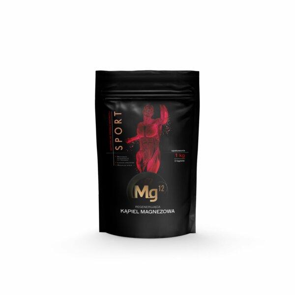 mg12 sport płatki magnezowe do regeneracji 1kg
