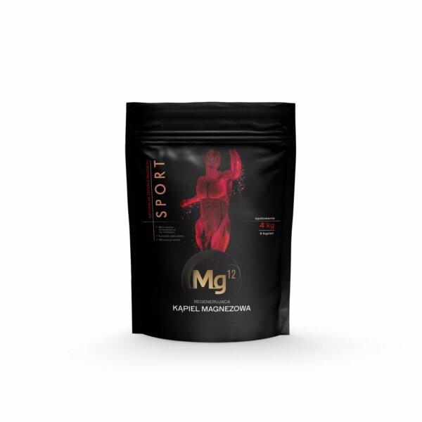 mg12 sport płatki magnezowe do regeneracji 4kg