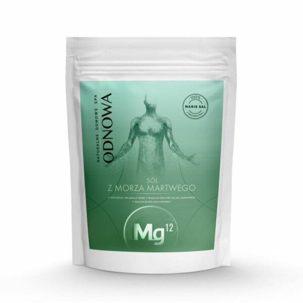 sól z morza martwego maris sal 4kg mg12 odnowa