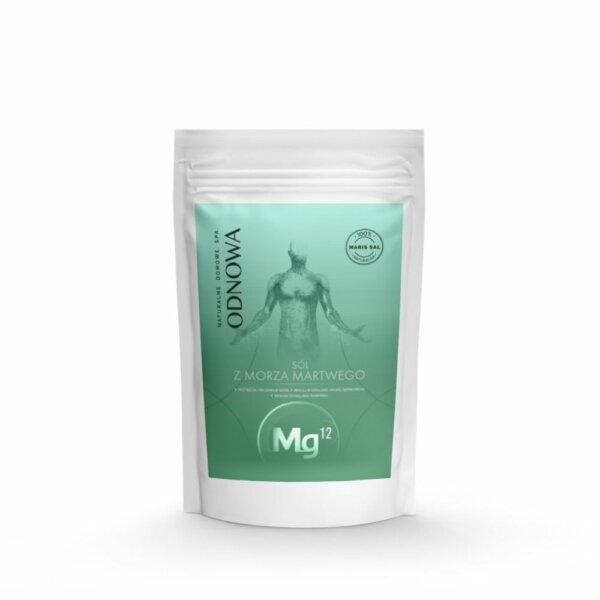 sól z morza martwego maris sal 1kg mg12 odnowa